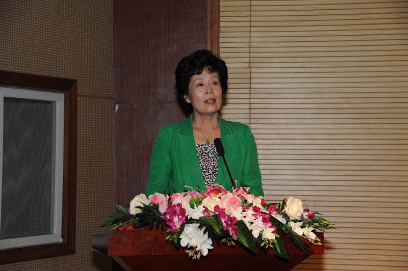 青岛科技大学欧美同学会(留学人员联谊会)成立大会